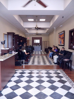 Primos Barber Shop - Home
